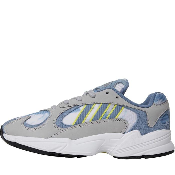 *HALF PRICE* Adidas Originals Yung-1 Trainers Sizes 4.5 > 11.5