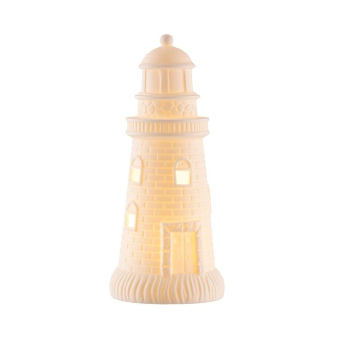 Belleek Living - Lighthouse LED Battery Operated