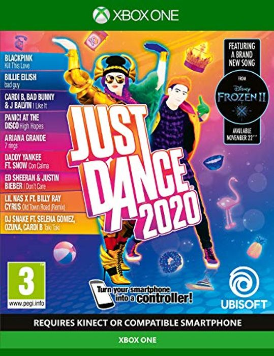 Cheap Just Dance 2020 (Xbox One) at Amazon - Only £26.99!
