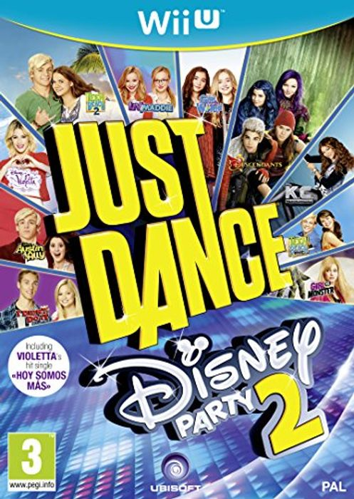 Just Dance Disney Party 2 [AT-PEGI] (Wii U)