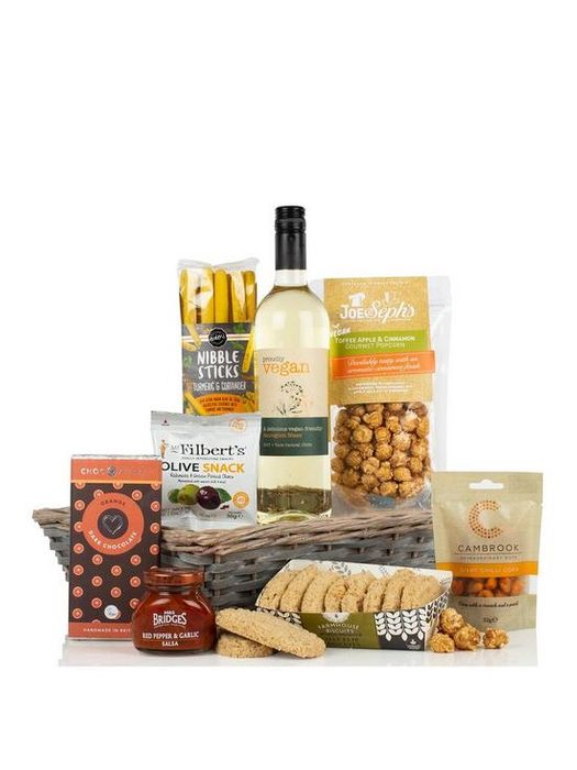 *SAVE over £4* Vegan Basket a Great Gift for Anyone following a Vegan Diet