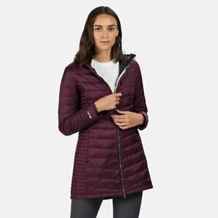 Misprice Glitch Regatta Women's Beaudine Insulated Jacket Purple