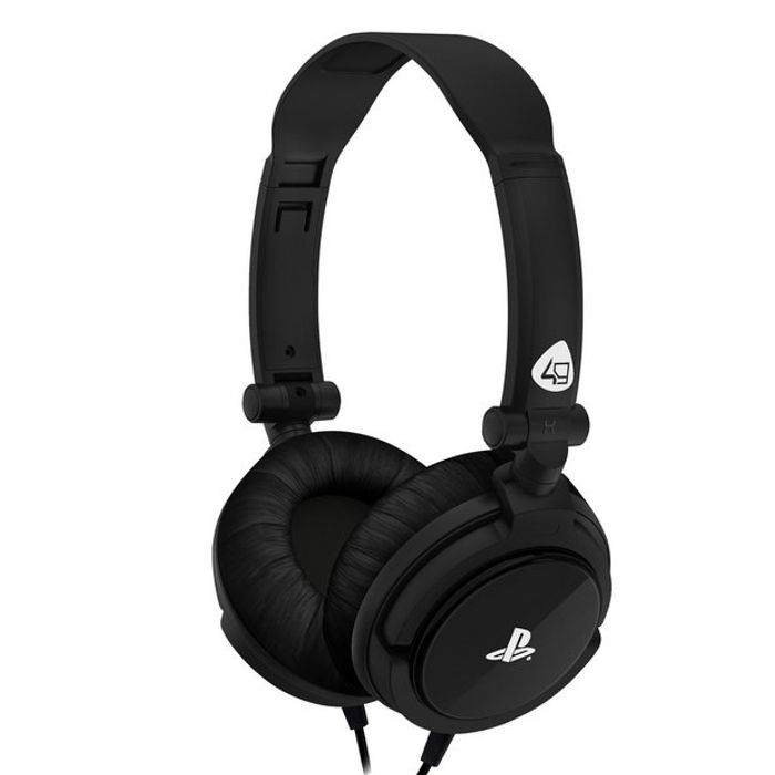 Officially Licensed PRO4-10 PS4 Headset - Black