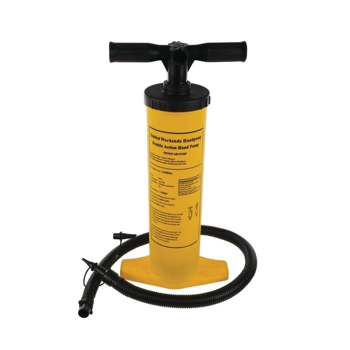 Black Double Action Pump - Save £6