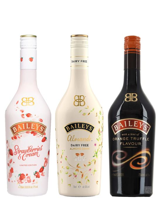 Bailey's Fruit & Nut Trio Down From £53.85 to £39.99