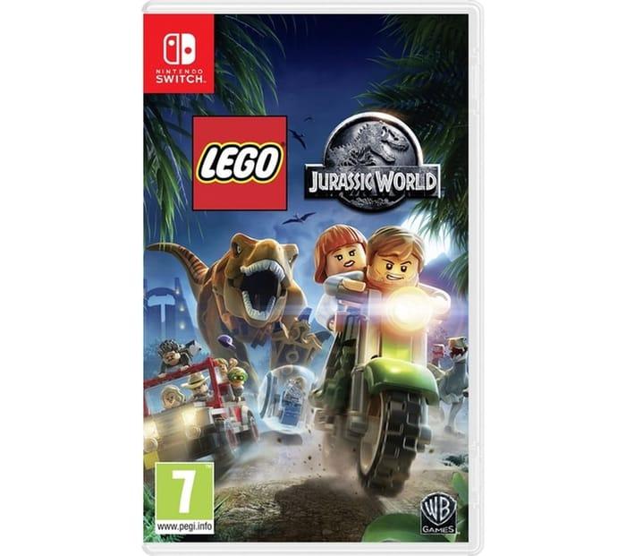 *SAVE £5* NINTENDO SWITCH LEGO Jurassic World