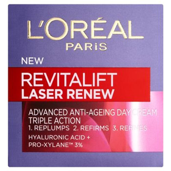 L'Oreal Paris Revitalift Laser Anti-Ageing Day Cream 50ml