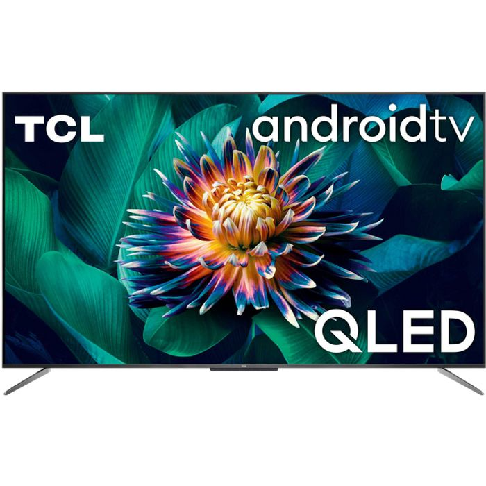 "*SAVE £115* TCL QLED 65"" Smart HDR 4K Ultra HD TV"