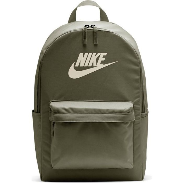 Nike Heritage 25L Backpack With Laptop Sleeve In Olive Green - £12.50