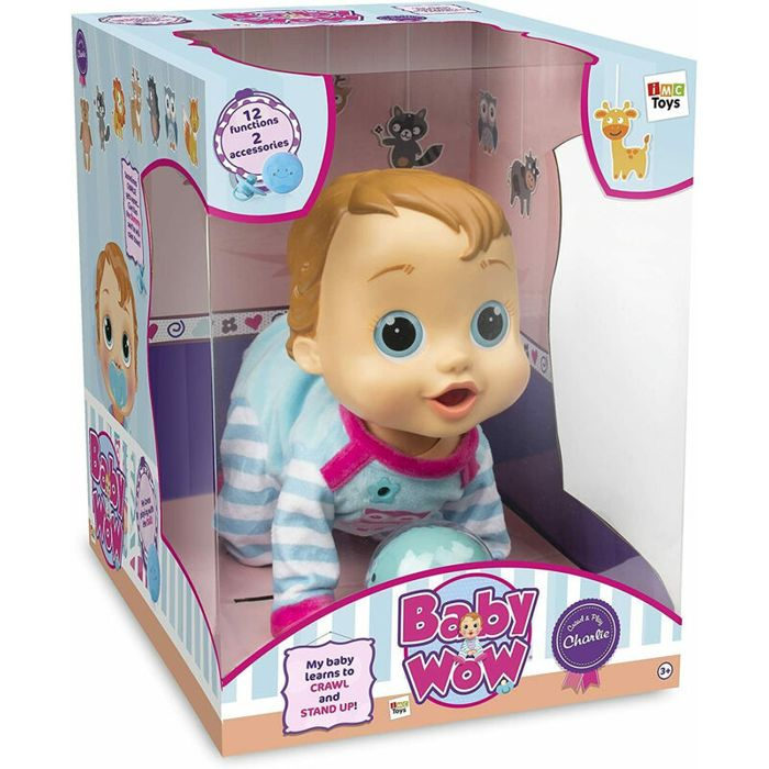 Baby Wow Dolls for £24 + Free UK Delivery