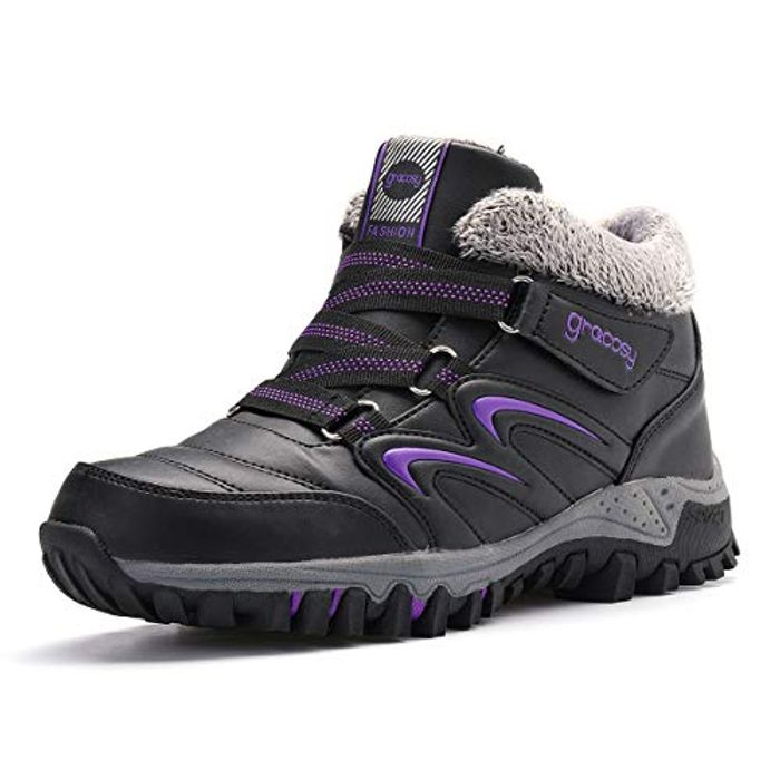 DEAL STACK - Code & Voucher for Women's Snow Boots