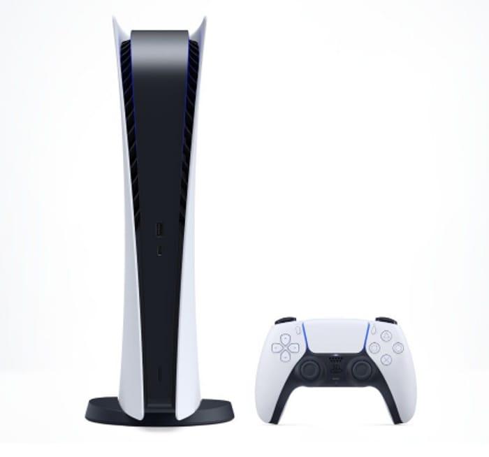 SONY PlayStation 5 Digital Edition - 825 GB - Only £2359!