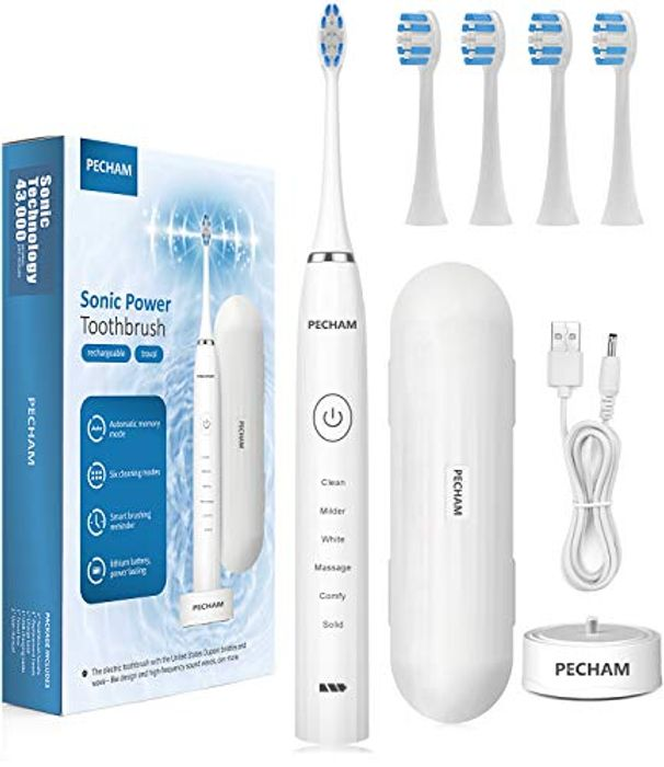 Sonic Electric Toothbrush with £10 off Coupon