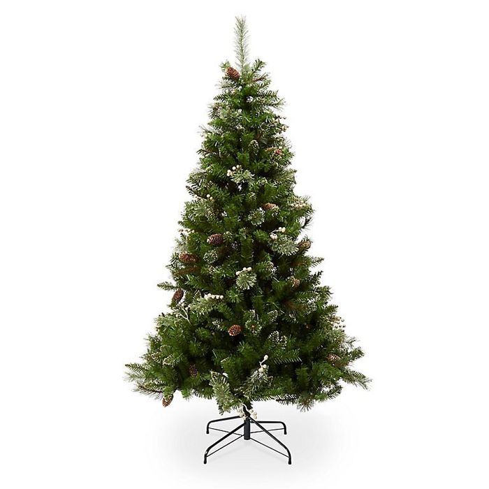 6.5 Ft Stargard Pre-Decorated Christmas Tree