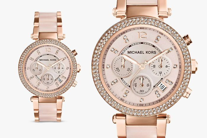 Cheap Ladies Watch: Get a Rose Gold Coloured Michael Kors at Wowcher