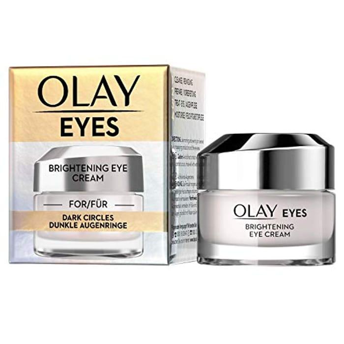 CHEAP! Olay Brightening Eye Cream for Dark Circles, 15 Ml