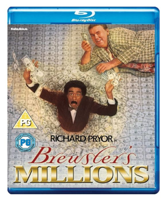 Brewster's Millions [Blu-Ray] - Only £5.94!