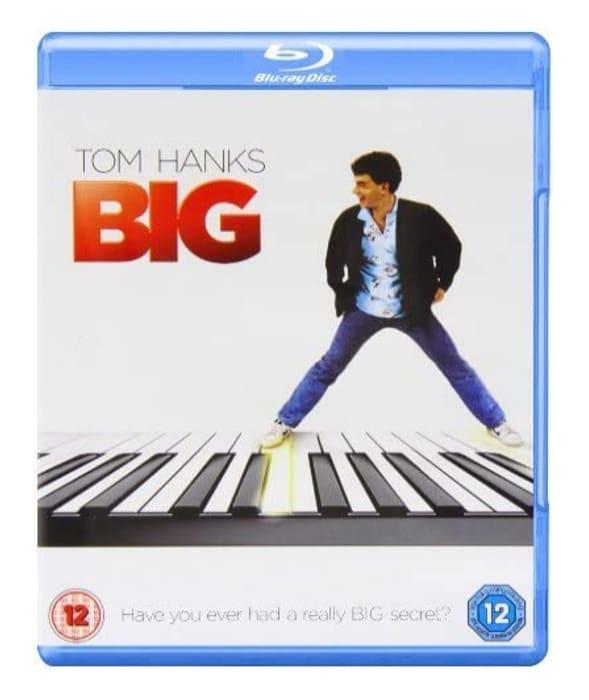Big [Blu-Ray] -Only £5.55!