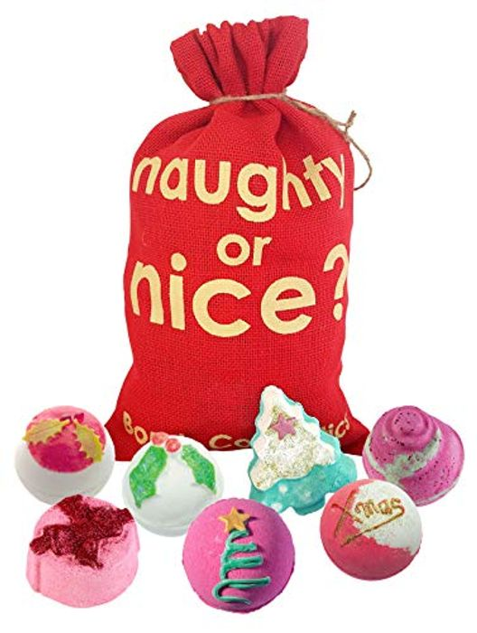 Bomb Cosmetics Naughty or Nice Gift Pack