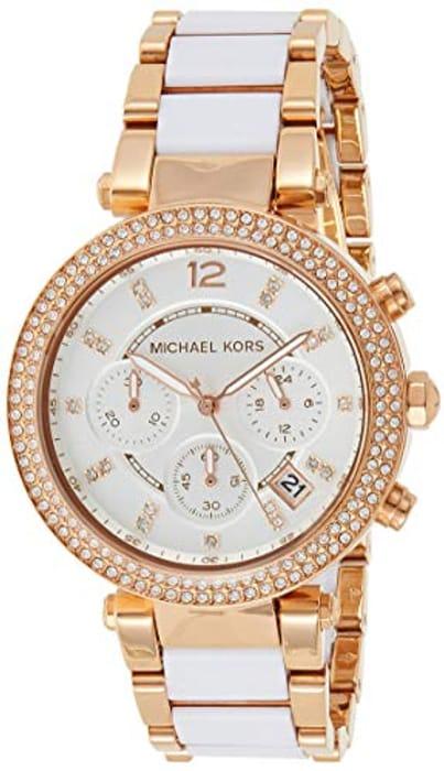PRICE DROP! Michael Kors Women's Chronograph Quartz Watch