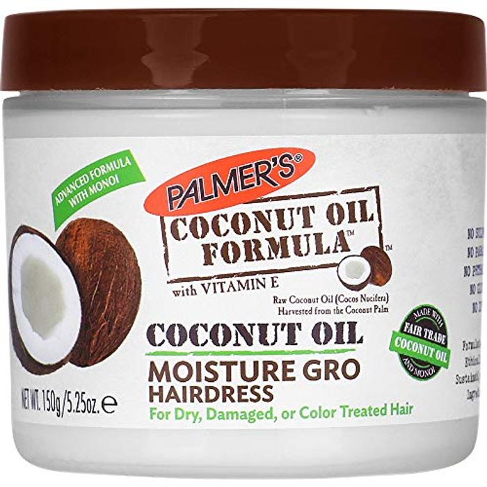Palmer's Coconut Oil Moisture-Gro Conditioning Hairdress 150g (Min order 3)