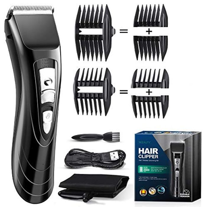 Price Drop! NICEAUTY Rechargeable Hair Clipper