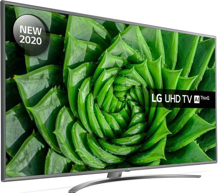 LG 75 Inch, Ultra HD 4K, HDR, Smart TV (£799 with 20% Credit Back if You BNPL)
