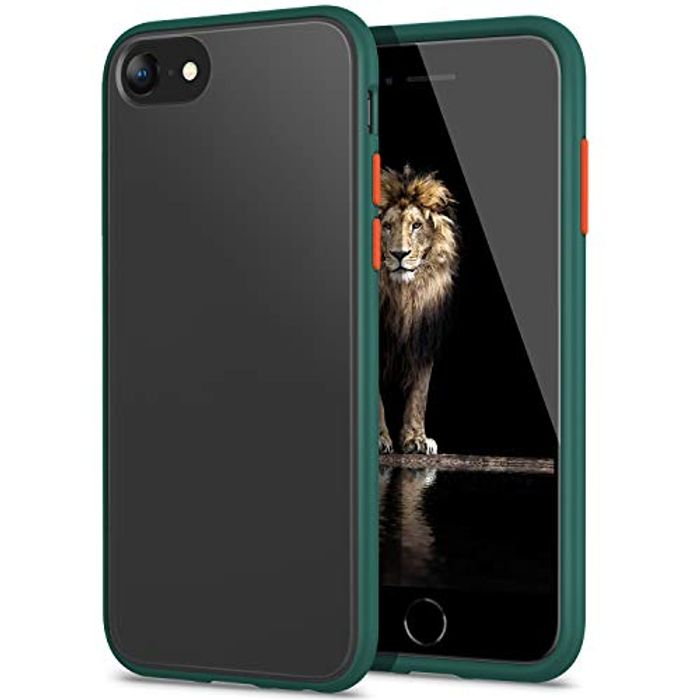 YATWIN Shockproof Series, Compatible for iPhone with £3 off Coupon