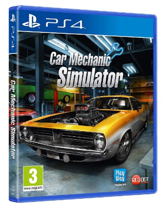 Car Mechanic Simulator (PS4) - Only £12.99!