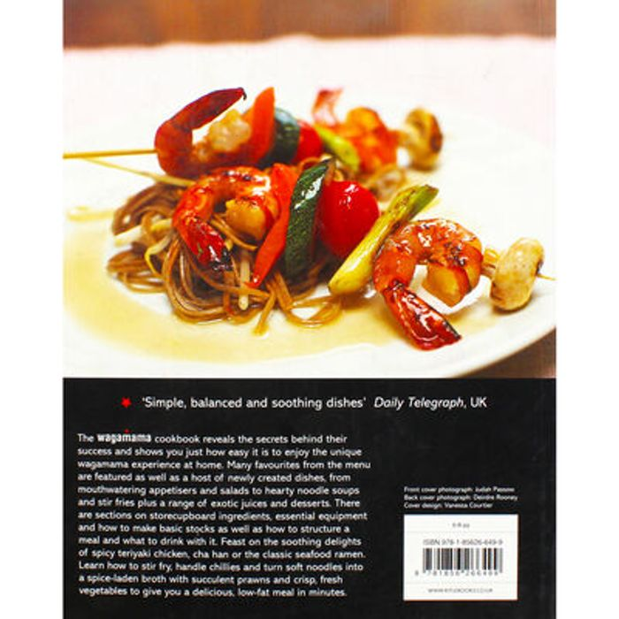 The Wagamama Cookbook - Only £7!