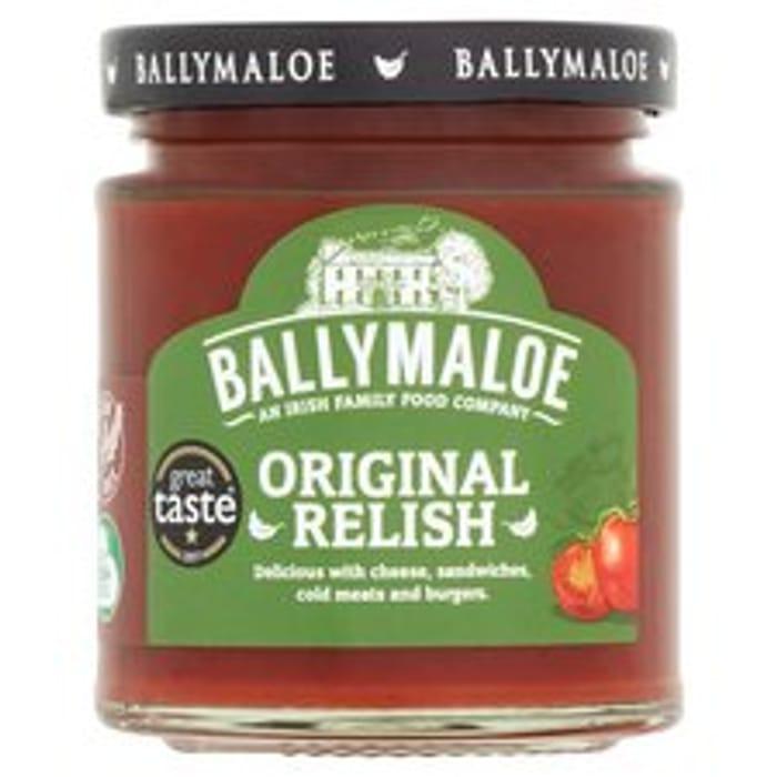 Ballymaloe Original Relish £1 in Tesco after £1 Checkoutsmart Cashback