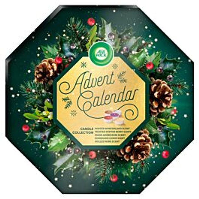Airwick Christmas Candle Advent Calendar 2020