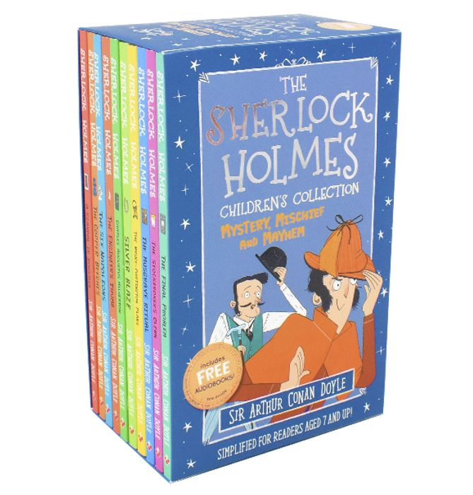 The Sherlock Holmes Childrens Collection - Only £12.45!