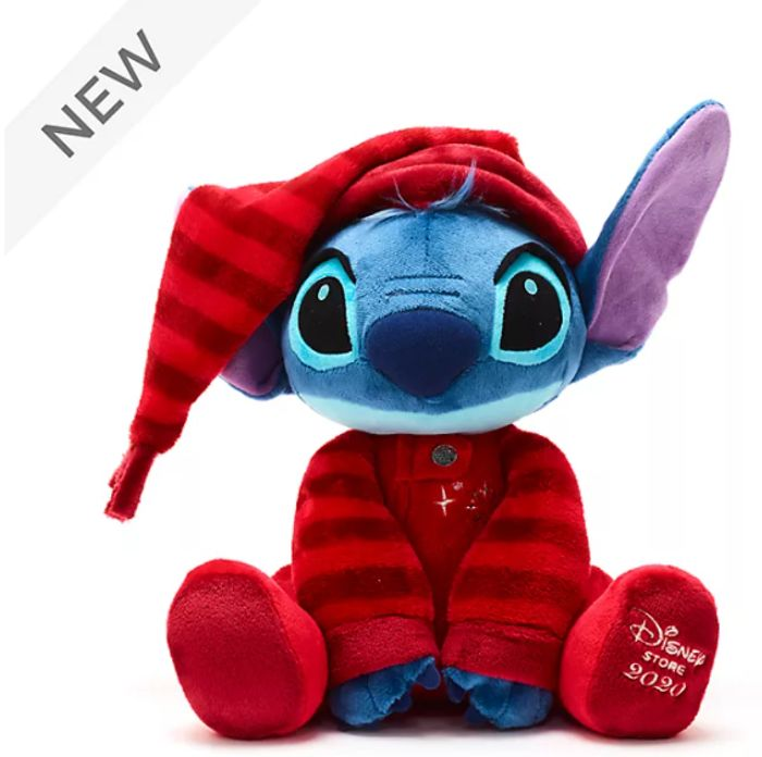 shopDisney - 20% off with Code + Minnie or Mickey Holiday Plush for £12.50