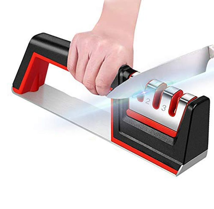Knife Sharpening Tool with Anti Slip Base