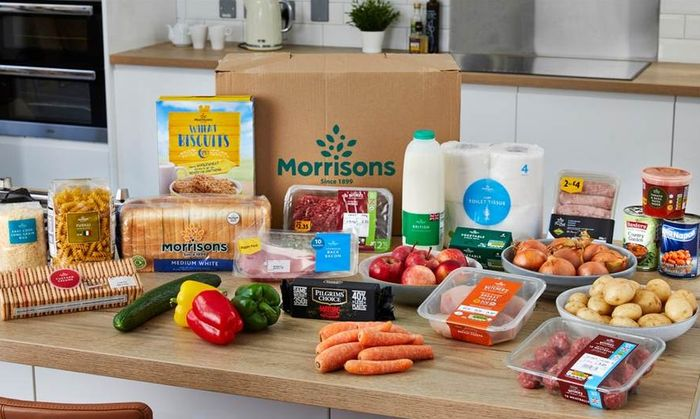 25% Off Food Boxes At Morrisons + Free Next Day Delivery Via DPD