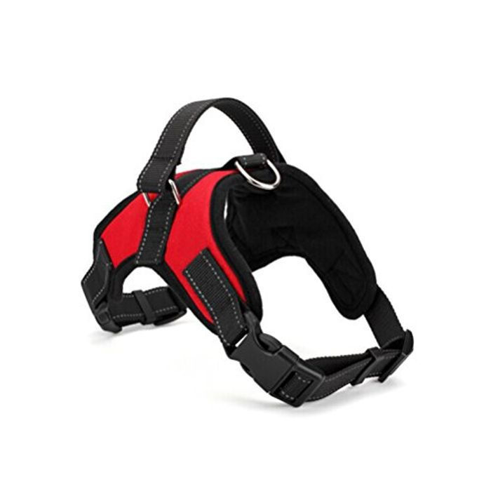 Large Durable Cloth Adjustable Dog Harness
