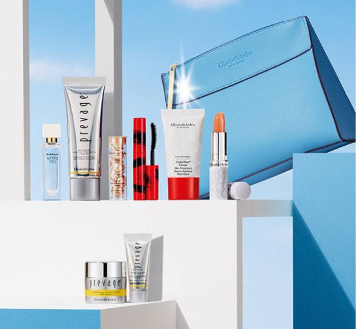 Free Gift worth £130 when you Purchase 2 Elizabeth Arden Products!
