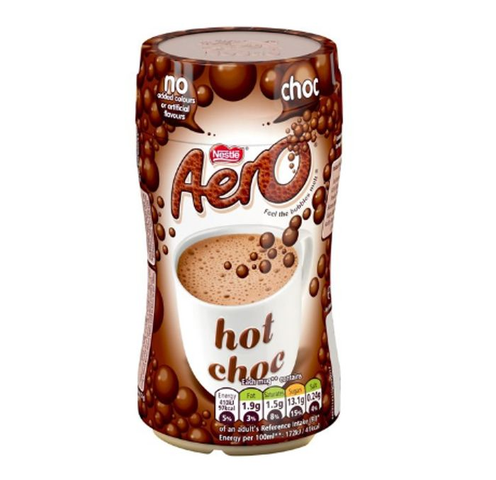 Nestle Aero Instant Chocolate Drink - Only £1.5!