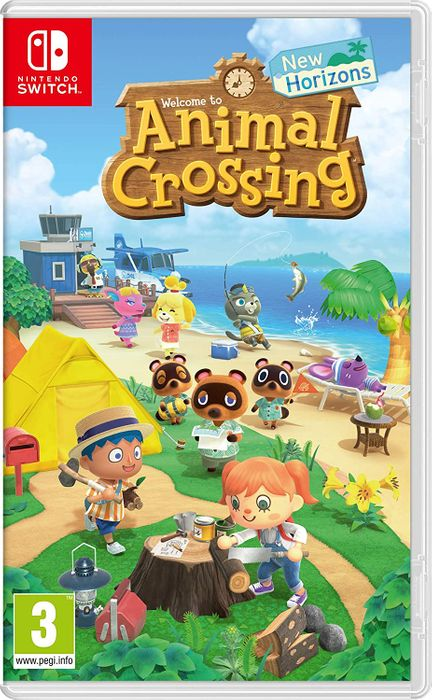 Animal Crossing New Horizons - Nintendo Switch *4.8 STARS*