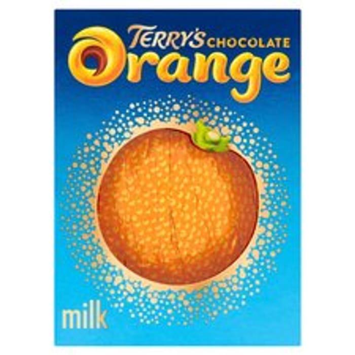 Terry's Chocolate Orange Milk Chocolate Box 157G