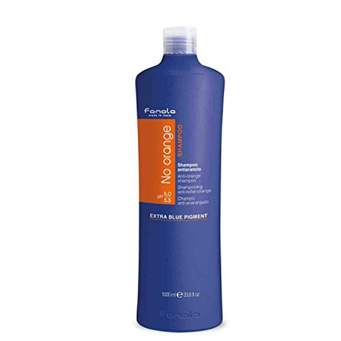 Fanola Official No Orange Shampoo 1000ml