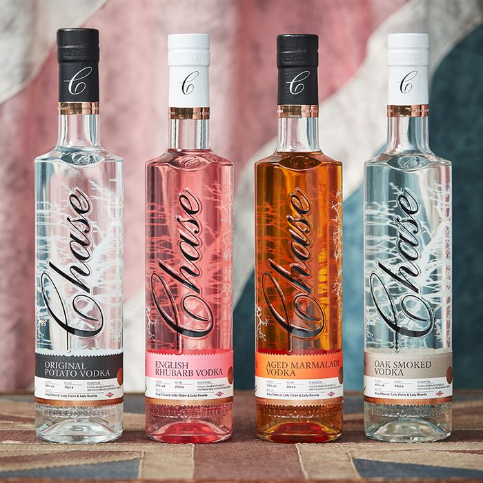 Original Potato Vodka £30, Flavoured Vodkas £35 or Choose 2 Vodkas for £60