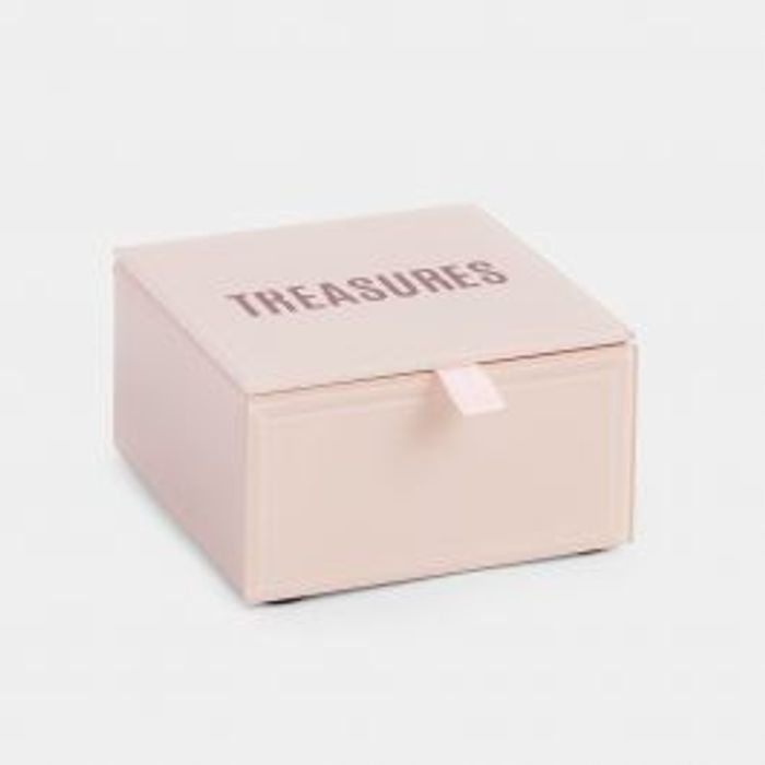 Treasures Trinket Box