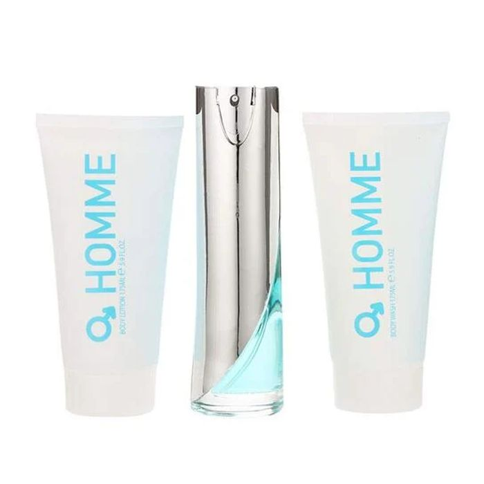Laurelle Parfums Homme Gift Set 100ml-Mens