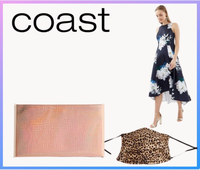 Coast - Up To 80% Off Everything + Extra 20% Off Sale!