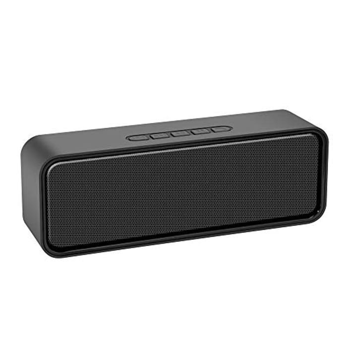 DEAL STACK - Kolaura Portable Wireless Speaker + 28% Coupon