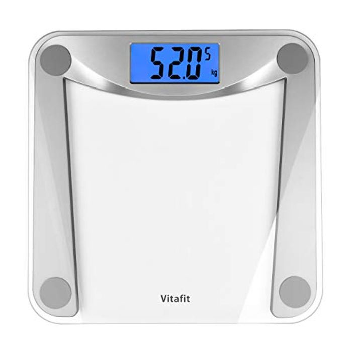 Vitafit Digital Body Weight Bathroom Scales
