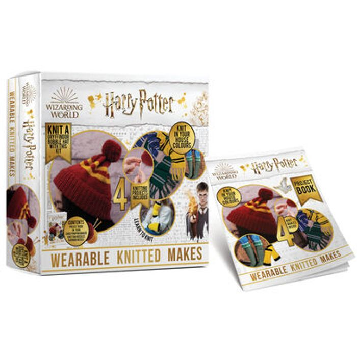 Harry Potter Wearable Knitted Makes Kit (2 for £10)
