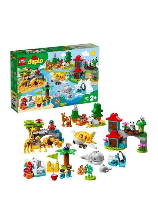 *SAVE £18* LEGO Duplo World Animals Toddlers Toys